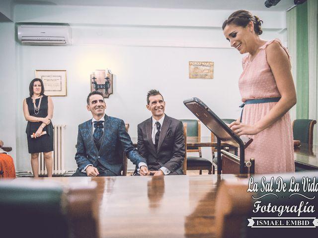 La boda de Vicente y Daniel en Zaragoza, Zaragoza 6