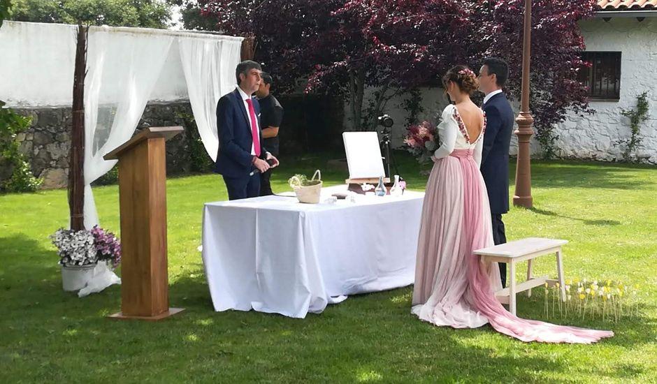 La boda de Juande y Carol en Valdemorillo, Madrid