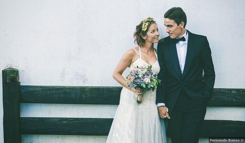 La boda de Sergio y Laura en Hazas De Cesto, Cantabria