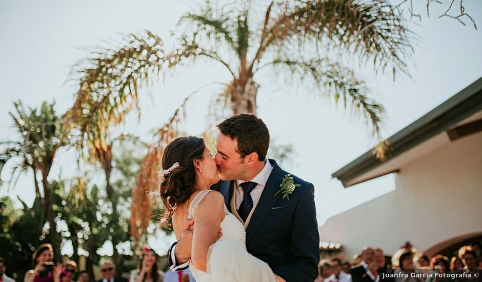 La boda de Arturo y Marta en Cartagena, Murcia