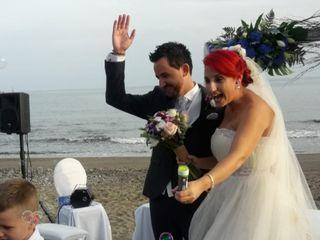 La boda de Nazaret  y Alexandre
