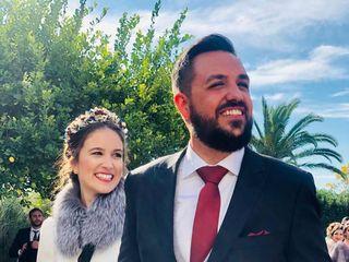 La boda de Carolina y Jordi 1