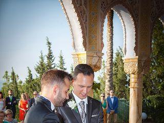 La boda de Juan Enrique y Alejandro 1