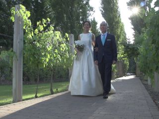 La boda de Marina y Lukas 1