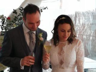 La boda de Arantxa y Jordan  1