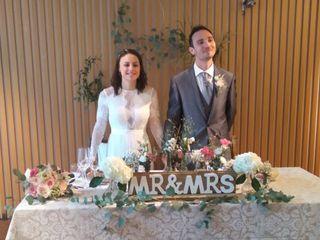 La boda de Arantxa y Jordan