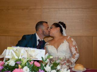 La boda de Juana Mary y Antonio
