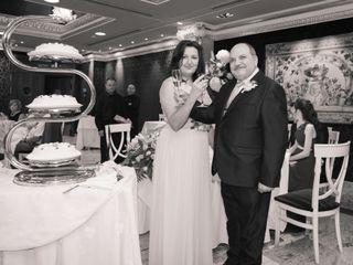 La boda de M. Paz y Javier