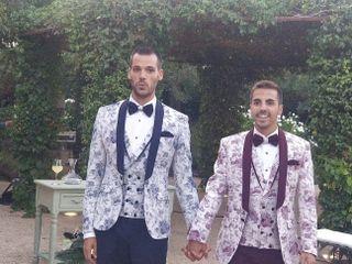 La boda de Alejandro  y Álvaro