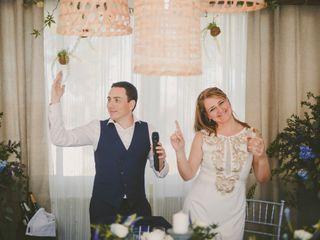 La boda de Virginia y José Antonio