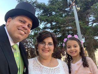 La boda de Luis Miguel y Laura Cristina 1