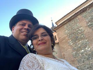 La boda de Luis Miguel y Laura Cristina 2