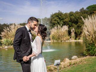 La boda de Carla y Santi