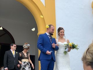 La boda de María de las Mercedes y Rafael 1