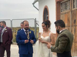 La boda de María de las Mercedes y Rafael 2