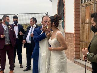 La boda de María de las Mercedes y Rafael 3