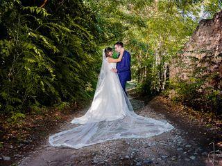 La boda de Zuleidy y Carlos