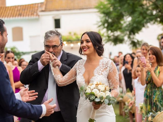 La boda de Miguel y Laura en Sagunt/sagunto, Valencia 2