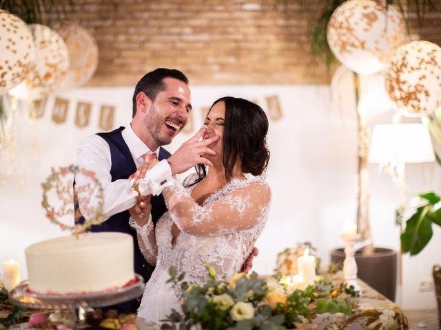 La boda de Miguel y Laura en Sagunt/sagunto, Valencia 5