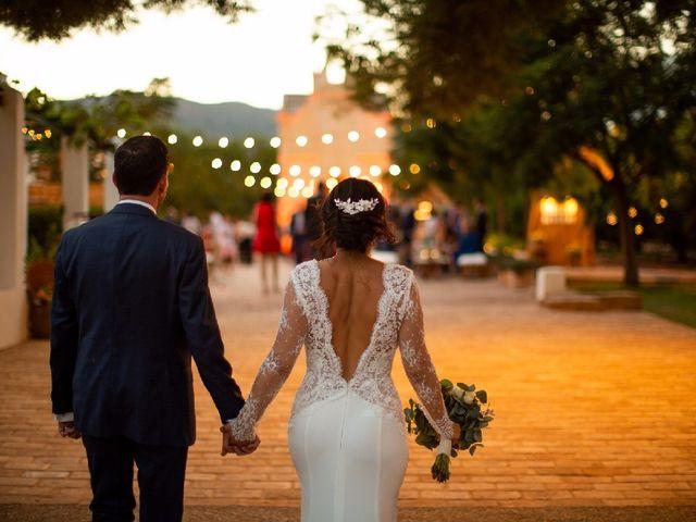 La boda de Miguel y Laura en Sagunt/sagunto, Valencia 6