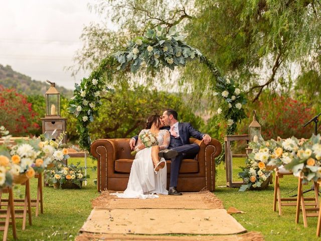 La boda de Miguel y Laura en Sagunt/sagunto, Valencia 8