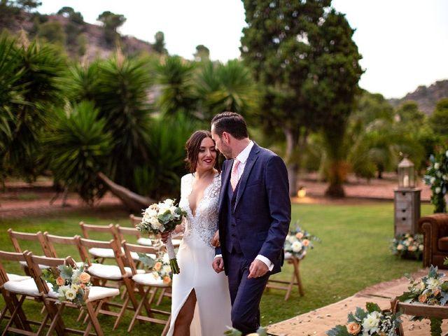 La boda de Miguel y Laura en Sagunt/sagunto, Valencia 10