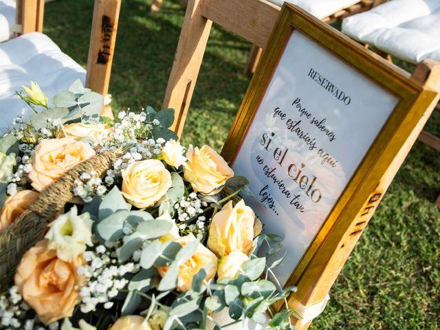 La boda de Miguel y Laura en Sagunt/sagunto, Valencia 15
