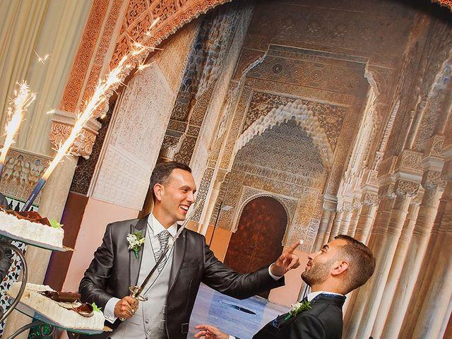 La boda de Alejandro y Juan Enrique en Alhaurin De La Torre, Málaga 3