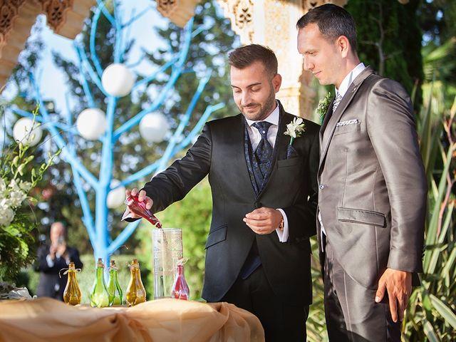 La boda de Alejandro y Juan Enrique en Alhaurin De La Torre, Málaga 6