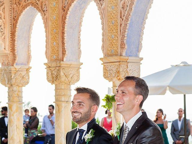 La boda de Alejandro y Juan Enrique en Alhaurin De La Torre, Málaga 7