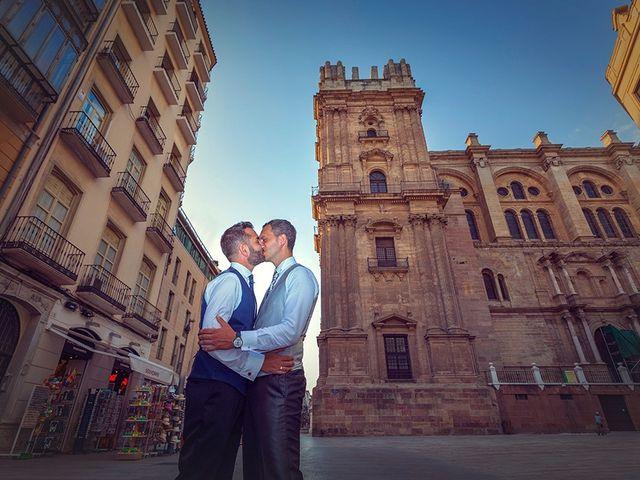 La boda de Alejandro y Juan Enrique en Alhaurin De La Torre, Málaga 8