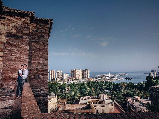 La boda de Alejandro y Juan Enrique en Alhaurin De La Torre, Málaga 31
