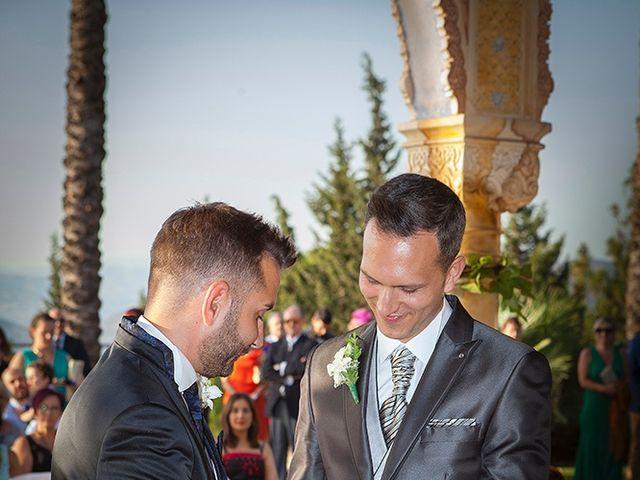 La boda de Alejandro y Juan Enrique en Alhaurin De La Torre, Málaga 48
