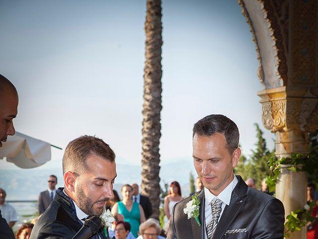 La boda de Alejandro y Juan Enrique en Alhaurin De La Torre, Málaga 50