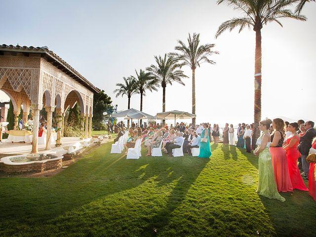 La boda de Alejandro y Juan Enrique en Alhaurin De La Torre, Málaga 53