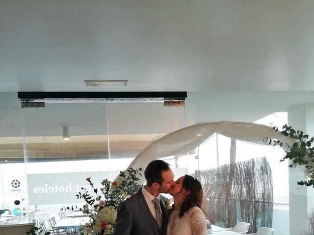La boda de Jordan  y Arantxa en La Pobla De Farnals, Valencia 4