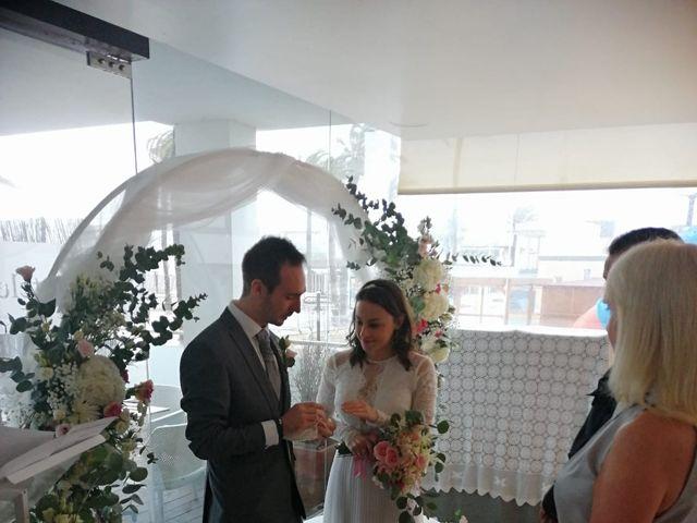 La boda de Jordan  y Arantxa en La Pobla De Farnals, Valencia 6