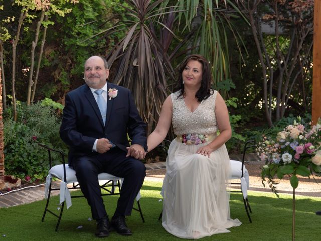 La boda de Javier y M. Paz en Albal, Valencia 4