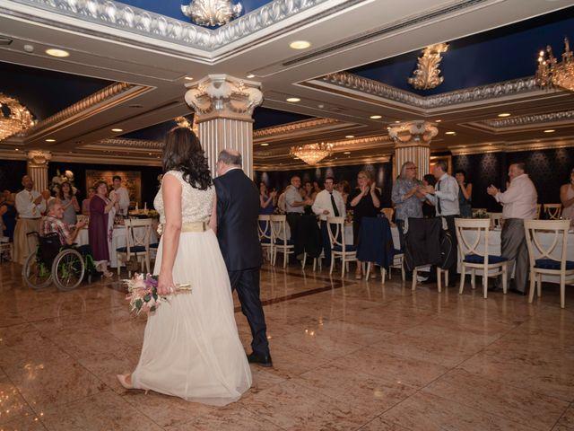 La boda de Javier y M. Paz en Albal, Valencia 1