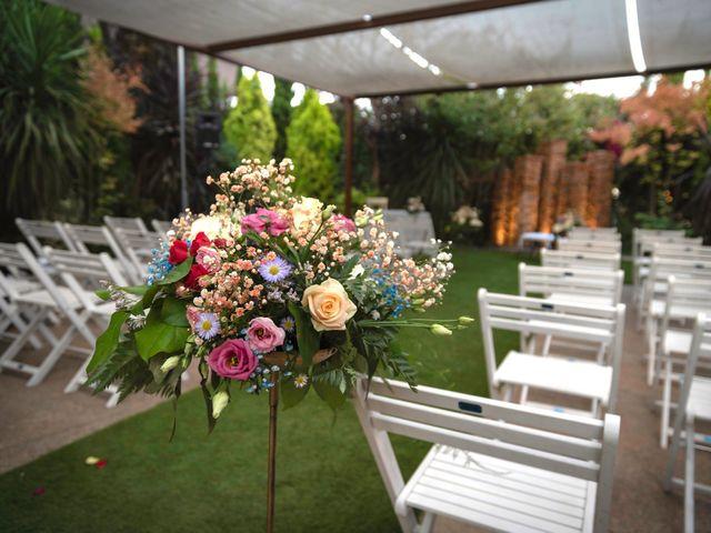 La boda de Javier y M. Paz en Albal, Valencia 7