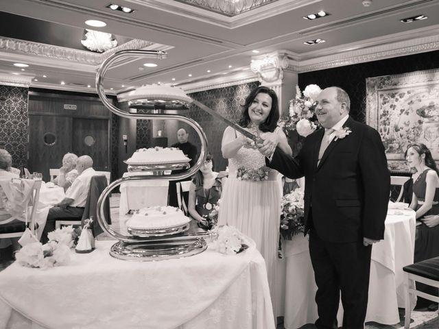 La boda de Javier y M. Paz en Albal, Valencia 9