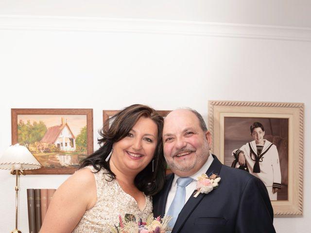 La boda de Javier y M. Paz en Albal, Valencia 12