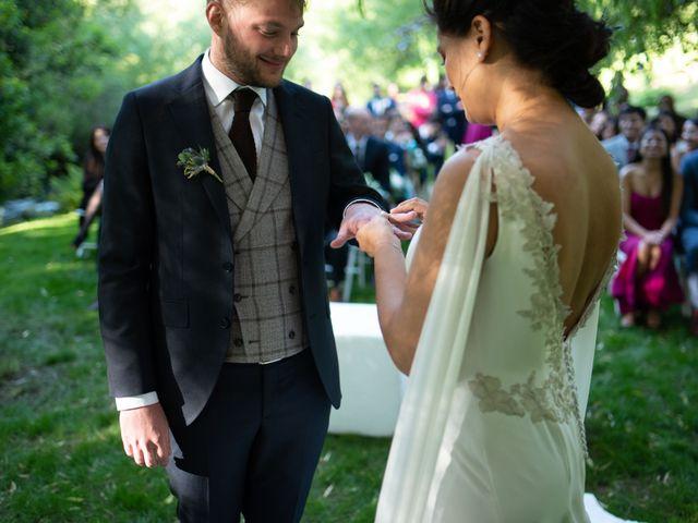 La boda de Thomas Weimann y Mariana Segura en Santiago De Compostela, A Coruña 4