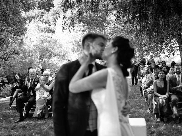 La boda de Mariana Segura y Thomas Weimann