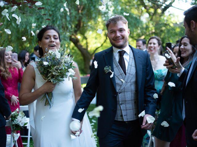 La boda de Thomas Weimann y Mariana Segura en Santiago De Compostela, A Coruña 5