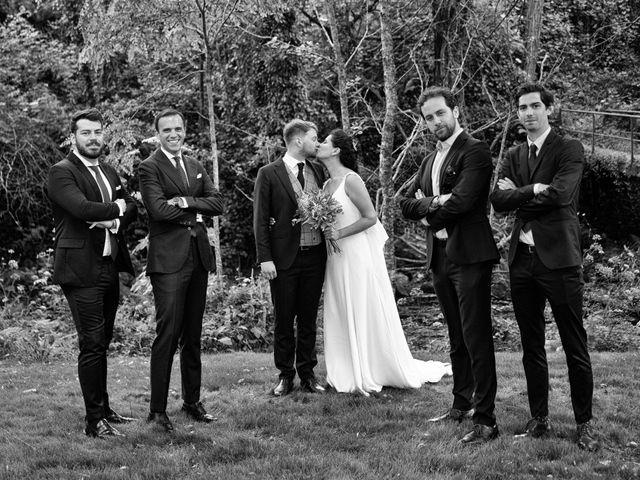 La boda de Thomas Weimann y Mariana Segura en Santiago De Compostela, A Coruña 6