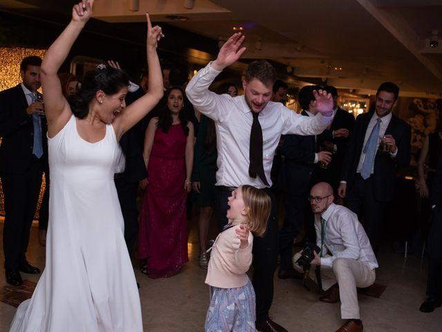 La boda de Thomas Weimann y Mariana Segura en Santiago De Compostela, A Coruña 11