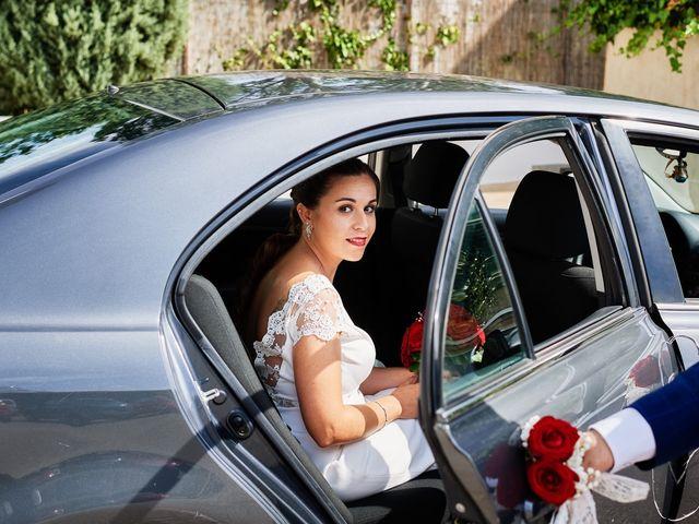 La boda de Jose y Eva en Castejon, Navarra 12