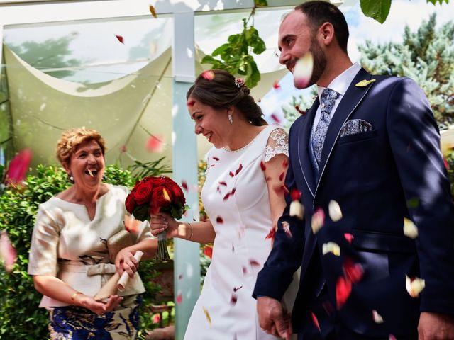 La boda de Jose y Eva en Castejon, Navarra 16