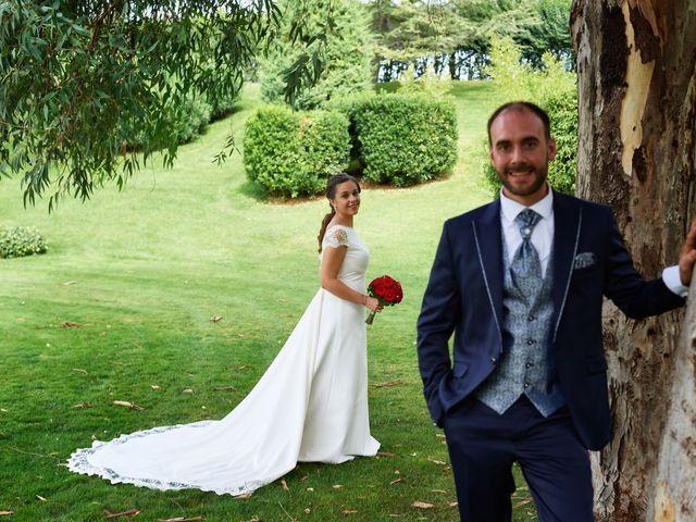 La boda de Jose y Eva en Castejon, Navarra 18
